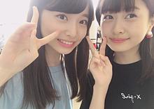 HKT48 AKB48 久保怜音 松岡はなの画像(久保怜音に関連した画像)