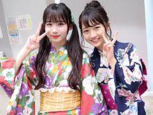 HKT48 NMB48 荒巻美咲 山本彩加の画像(荒巻美咲に関連した画像)
