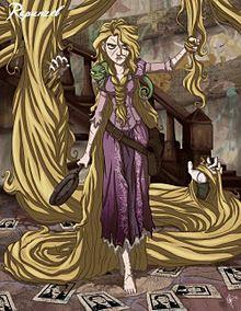 ラプンツェルの画像(ディズニー プリンセス 怖いに関連した画像)