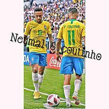 ネイマール&コウチーニョの画像(ネイマールに関連した画像)