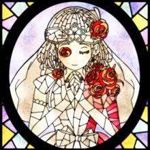 調香師/スカーレットの新婦の画像(ステンドグラスに関連した画像)