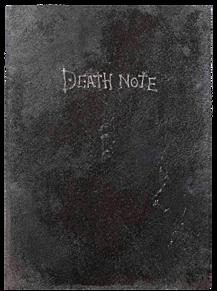 素材 スタンプ デスノート リンゴᵃⁿᵈノートの画像(プリ画像)