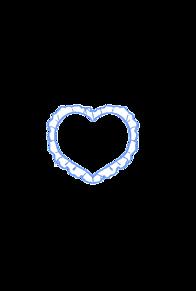 ハートフレーム ver.Blueの画像(そらるさんに関連した画像)