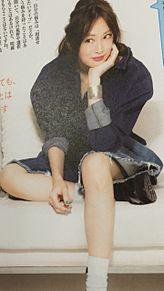 MOREの北川景子の原画 プリ画像