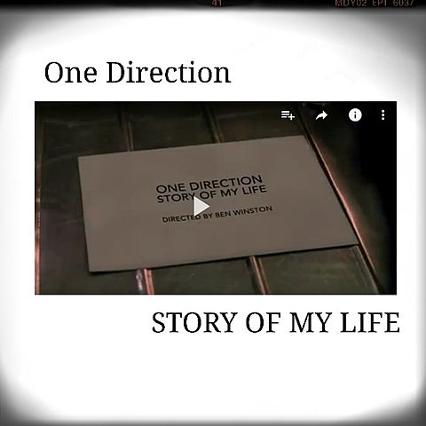 One Direction  story of my lifeの画像(プリ画像)