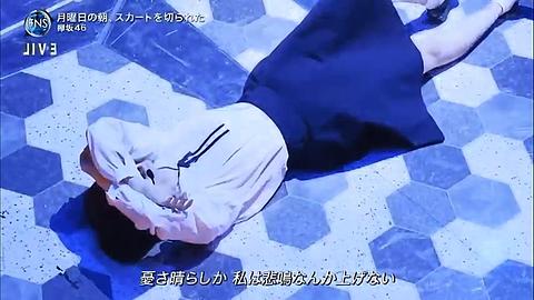 欅坂46 FNS歌謡祭第2夜の画像(プリ画像)