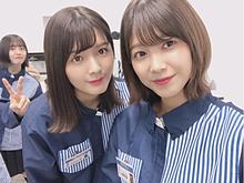 欅坂46 渡邉理佐 関有美子 森田ひかる プリ画像