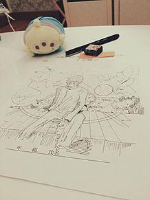 \❤︎/生徒総会のしおり.表紙.の画像(銀狐に関連した画像)