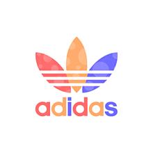 adidas× AAA 保存はポチの画像(プリ画像)