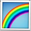虹 プリ画像