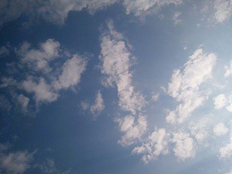 今日の空      9/27の画像(プリ画像)