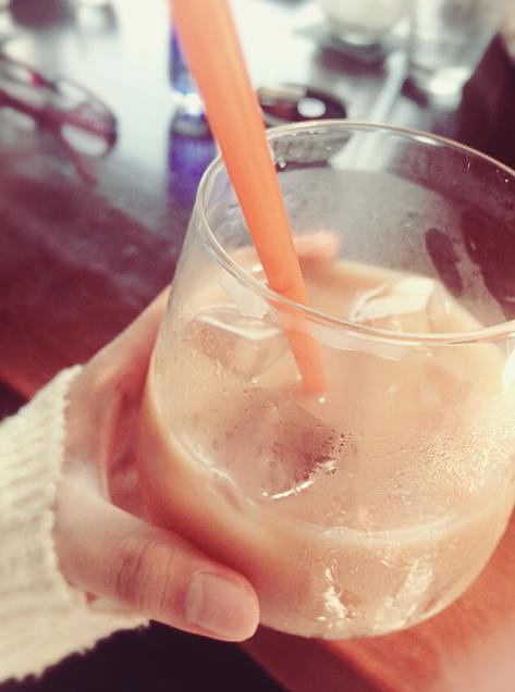 紅茶ミルクの画像(プリ画像)