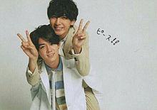 _ R × N _の画像(中間淳太/桐山照史に関連した画像)
