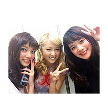 新川優 e-girls ami 筧美和子の画像(プリ画像)