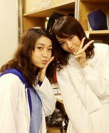 AKB48大島優子 桐谷美玲の画像(プリ画像)