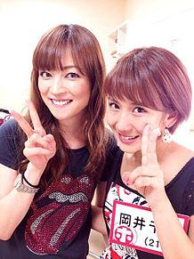 吉澤ひとみ 岡井千聖℃-uteの画像(元モーニング娘。に関連した画像)