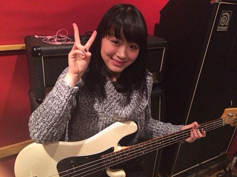 バンドでメジャーデビューも果たしている花凛ちゃん