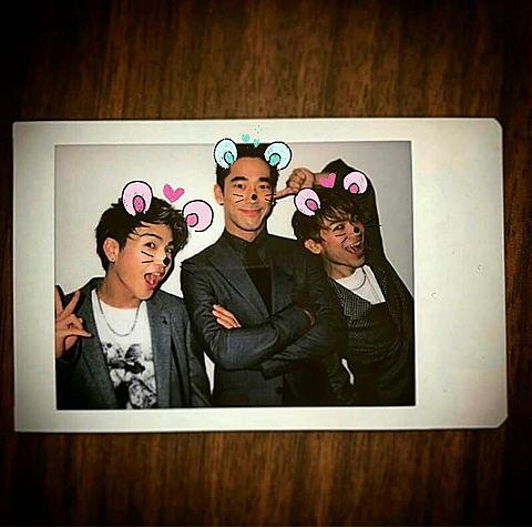 岩田剛典&小林直己&NAOTOの画像(プリ画像)