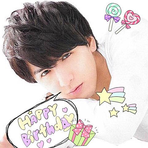 誕生日おめでとう♡の画像(プリ画像)