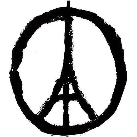 Pray For Paris の画像(プリ画像)