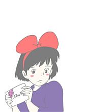 魔女の宅急便 キキ プリ画像