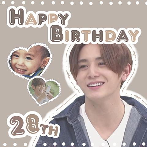Happy birthday 🌷の画像(プリ画像)