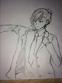藍ちゃん スーツの画像(プリ画像)