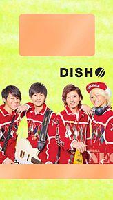 DISH// ロック画面 プリ画像