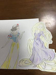 白雪姫とラプンツェルの画像(ディズニー/白雪姫に関連した画像)