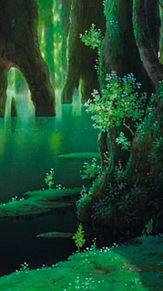 もののけ姫の画像(もののけ姫に関連した画像)