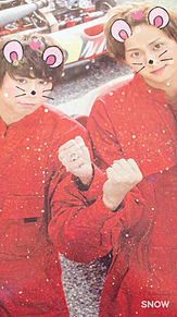 藤北snow→保存 ポチッ!