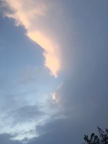 夕方の空の画像(おしゃれ 待ち受けに関連した画像)
