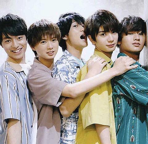 HiHi Jets☆の画像 プリ画像