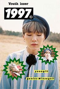 ユンギポスターの画像(#防弾少年団に関連した画像)
