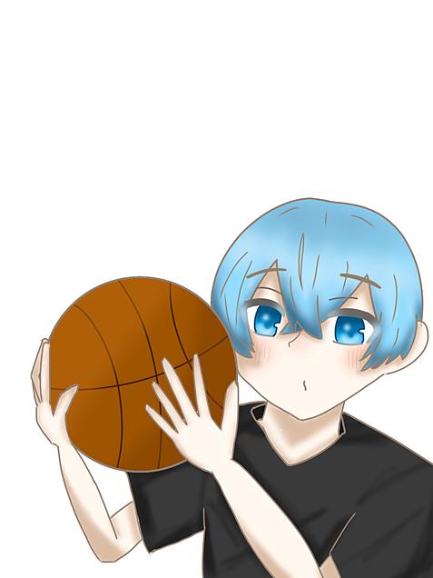 ころちゃん バスケ少年🏀の画像(プリ画像)