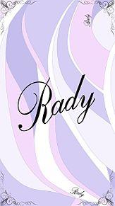Rady💖 ミルフィーユマーブル マルチ ラベンダー ピンクの画像(ルフィーに関連した画像)