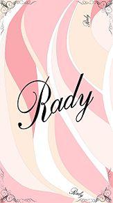 Rady💖 ミルフィーユマーブル マルチ ラベンダー ピンクの画像(#ミルフィーユに関連した画像)