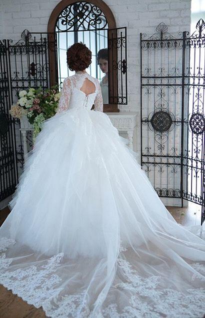 ウェディングドレスの画像 プリ画像