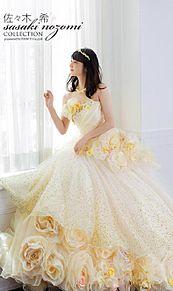 カラードレス プリ画像
