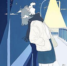 女の子 イラスト 青春 エモい プリ画像