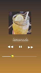 lemonade プリ画像