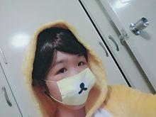 リラックマ×男装…? プリ画像