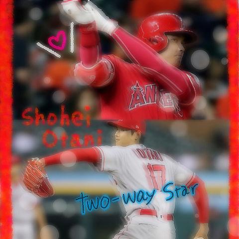 Shohei Otani  偉大な野球人の画像(プリ画像)