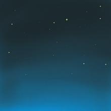 手書き夜空✨の画像(空に関連した画像)