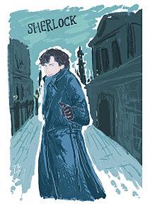 ホームズの画像(ベネディクト・カンバーバッチに関連した画像)