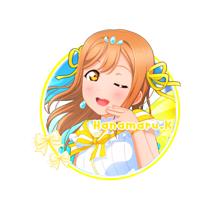 国木田花丸 アイコンの画像(ラブライブ!に関連した画像)