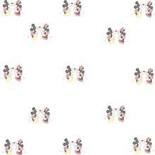 ミッキー&ミニーちゃんで壁紙作ってみた(öᴗ<๑) プリ画像