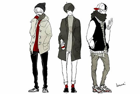 イラスト サブカル 男子の画像9点完全無料画像検索のプリ画像bygmo