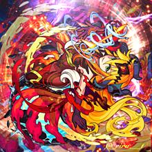 アグナムート 獣神化改の画像(モンストに関連した画像)