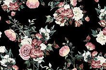 量産型 背景 花 プリ画像